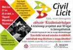 Civil Licit – 2017 március 27-én, 18 órai kezdettel