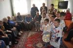 Idősek világnapja az öregotthonokban