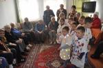 Ziua Internațională a Persoanelor Vârstnice la căminele locale pentru persoanele în vârstă