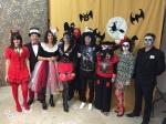 Jótékonysági Halloween buli