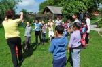 1st of June at the Romani school